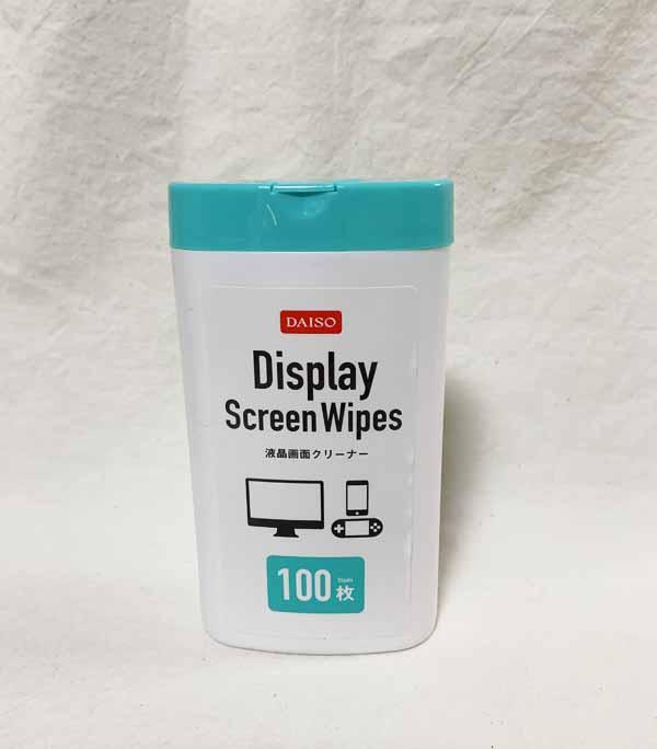 液晶クリーナーは100均ダイソーで!テレビにも使えるか調べました!