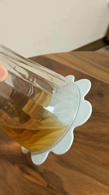 セリアのシリコンマグカップ蓋