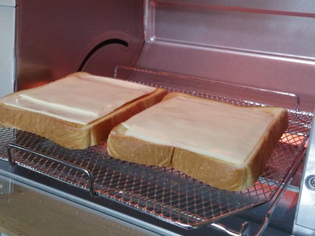 オーブンの代用はトースター