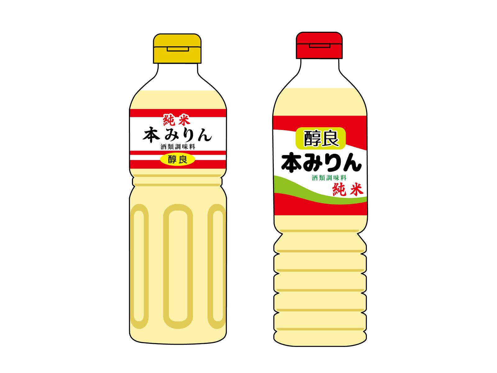 みりんの代用はちみつ、砂糖、甘酒、料理酒