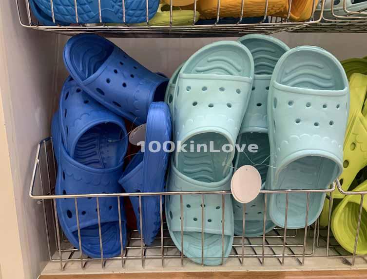 ギプスの靴は100均で代用