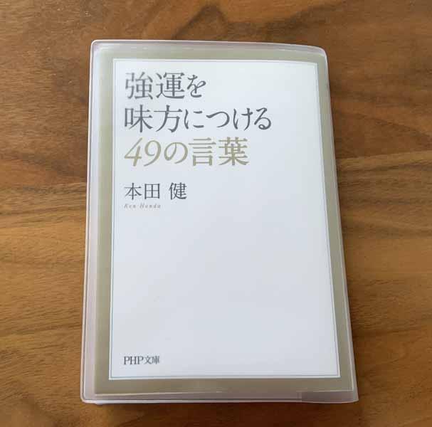 ダイソーのブックカバー