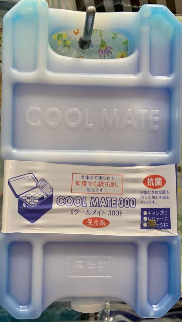 セリアの保冷剤ハード