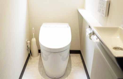 ウタマロクリーナーでトイレ掃除