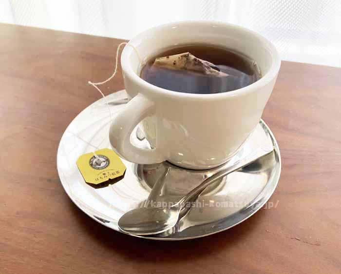 極上はちみつ紅茶のレビュー